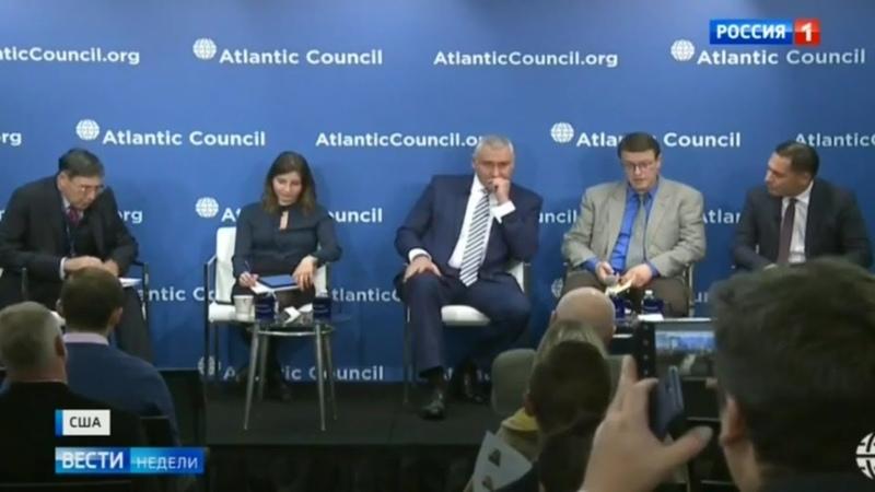 Оппозиция приехала в США жаловаться и СТУЧАТЬ на российские власти