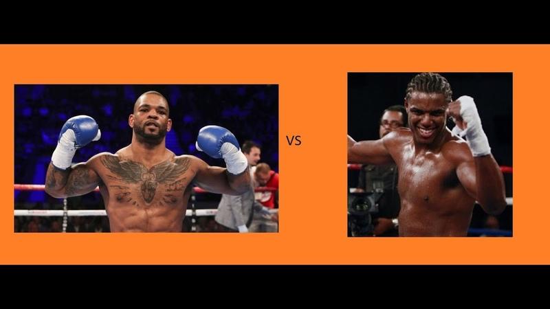 Fight Night Champion Кит Тапиа - Майк Перес (Keith Tapia - Mike Perez)