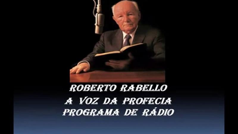 CONFIANÇA EM DEUS - (PR. ROBERTO RABELLO)