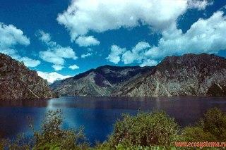 Озеро Сары- Челек.