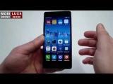 Видео-обзор телефона ZTE nubia z5s mini