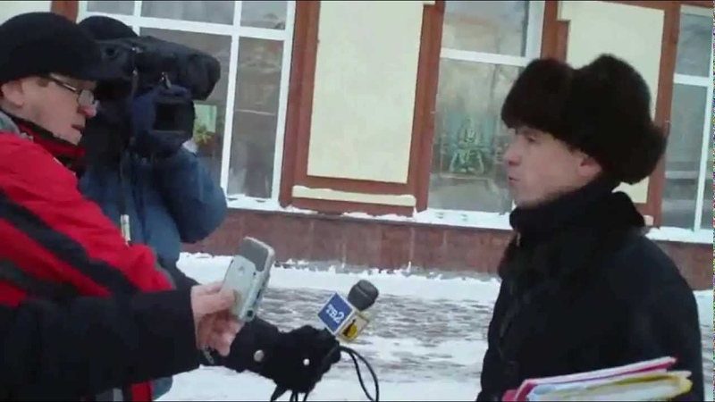 08.12.2012 г. в Томске прошёл митинг в поддержку зэка.
