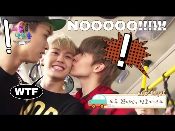 KPOP IDOLS Kiss Accidentally 💋😅 [Try Not To Laugh]