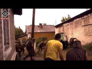 Новое. Бой между народным ополчением и Украинскими силовиками. Рубежное. 23.05.2014.
