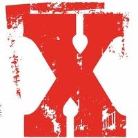 """Логотип Экстрим парк """"X-park"""""""
