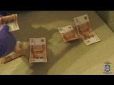 В Югре сотрудники полиции и РУФСБ задержали подозреваемого в сбыте партии фальшивых купюр