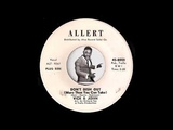 Vick &amp John - Don't Dish Out (More Than You Can Take) Allert 1965 Northern Soul 45