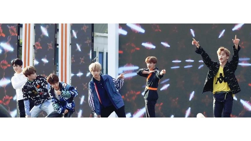 180511 NCT DREAM ' We Young ' - 고성 청소년 축제한마당