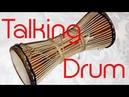 TALKING DRUM 1 TAMA DUET Pape Mbaye Nicolas Leroy