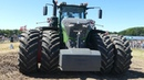 Monster Pullers Trying Out The Heavy Sledge Fendt 1050 Vario Case Steiger NHT9 450 Pulling DK