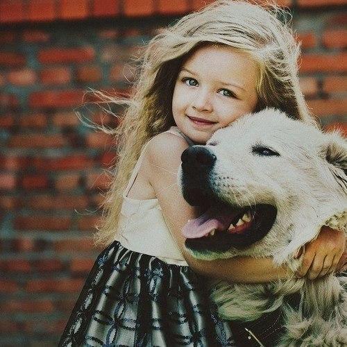 Если Бог хочет сделать женщине комплимент, Он дарит ей дочь