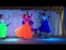 Танец 5 отряд День именинника