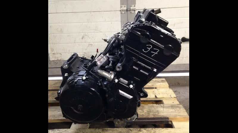 Проверка контрактного двигателя Honda CBR1100XX (SC35E) перед отправкой клиенту   motod.ru