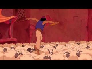Aladdin-One Jump Ahead [Russian] Алладин-Прыгай+текст песни HD