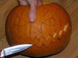 Как сделать тыква на хэллоуин своими руками