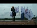 Кукушка Ольга Кормухина на фестивале Великое стояние на реке Угре 14 07 2018 с Дворцы Калужская обл