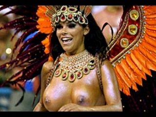 Моя мечта карнавал в Бразилии))))