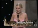Gwyneth Paltrow Wins Best Actress- 1999 Oscars