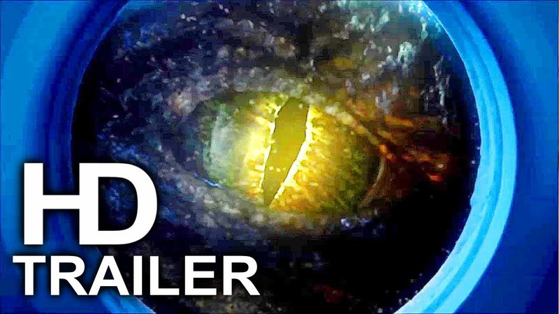LAKE PLACID LEGACY Trailer 1 NEW (2018) Giant Crocodile Horror Movie HD