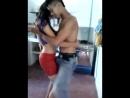 Bailando Champetica Con Mi Hermana