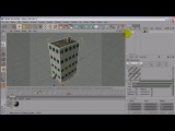 3D Tutorial - Hochhaus (Cinema 4D, SketchUp, Photoshop)
