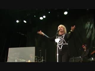 Blondie - Maria - Glastonbury 2014