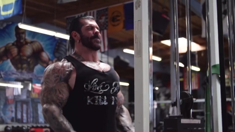 Rich Piana Chronicles - Official Trailer (HD) - Bodybuilding Movie