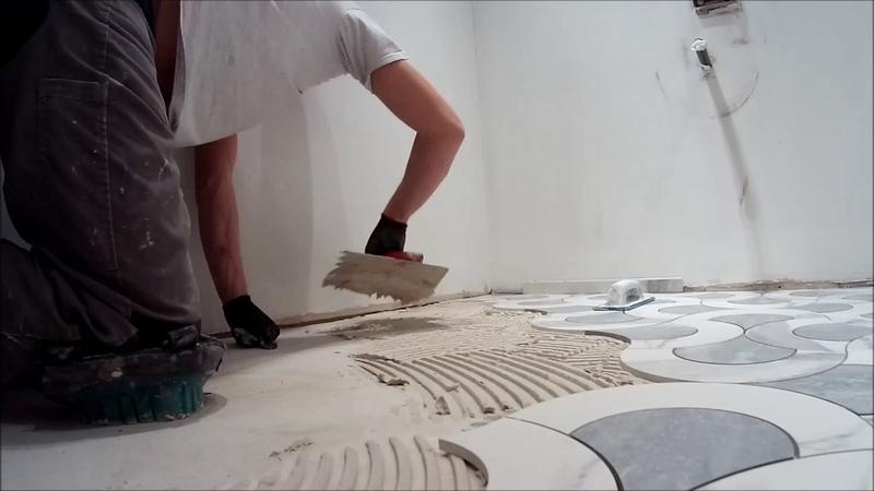 AB Tiling- Luxury mosaics WALK-IN SHOWER