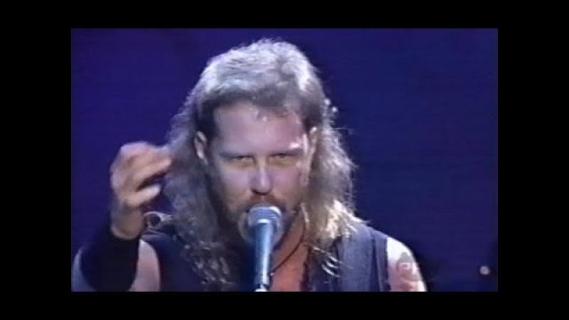 Metallica - Woodstock, NY, USA [1994.08.13] Full Concert