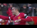 Robin van Persie ¦ All the Premier League Goals ¦ Manchester United