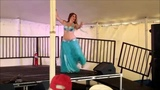 Al Masarah &amp Lama Rah El Sabr Belly Dance by Cassandra Fox at Celebrate Barrie 2014
