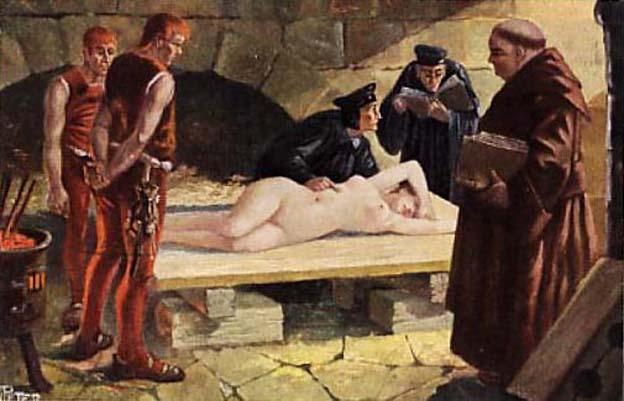 сексуальные пытки средневековья женщин фото