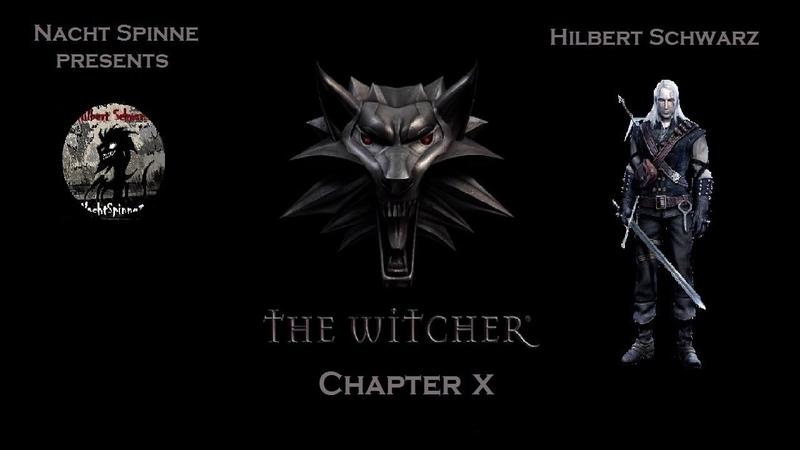 The Witcher - Часть 10: Блуждаем по Вызиме.