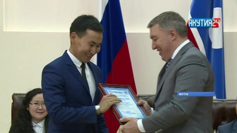 VI Съезд молодежных правительств Дальнего Востока начал свою работу в Якутске