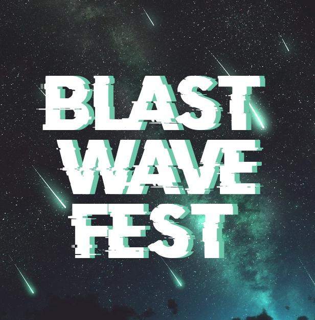 Афиша 15.02 / Blast Wave Fest / Rocketa