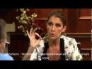 Селин Дион про свой голос и распевки (Celine Dion about her voice and warm-ups)