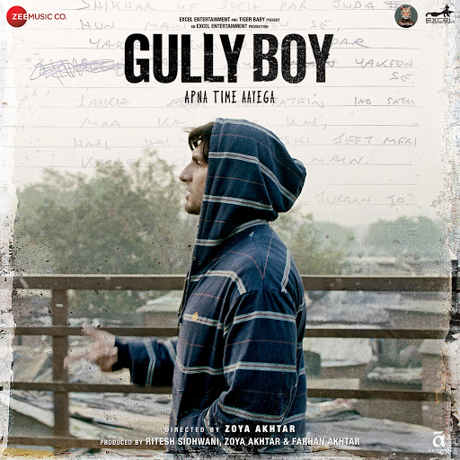 Spitfire альбом Asli Hip Hop (Gully Boy)