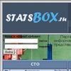 StatsBOX - Рейтинг сто, азс, шиномонтажей и моек