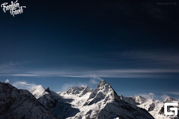 Лучше гор могут быть только горы.