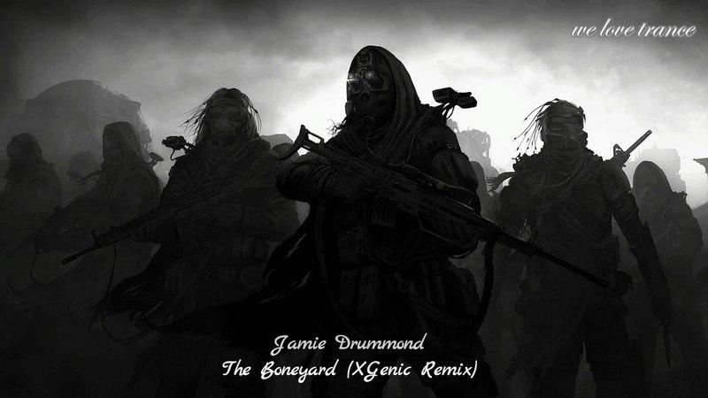 Jamie Drummond - The Boneyard (XGenic Remix)