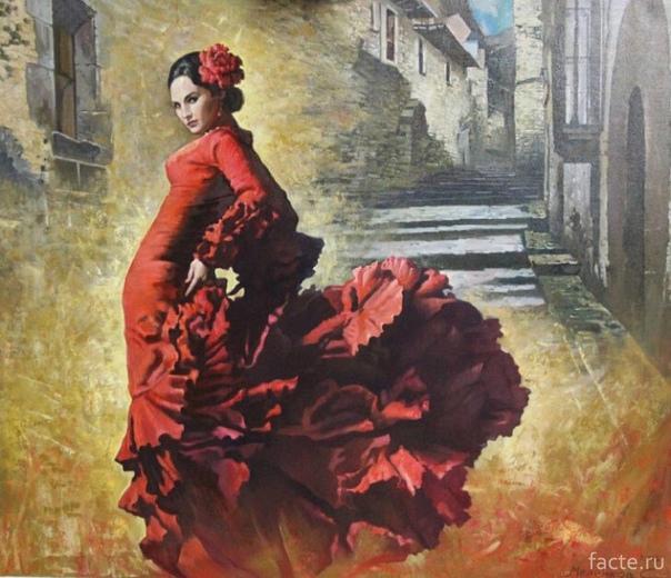 Символ Испании «фламенко» – создали цыгане