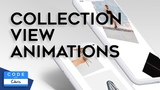 Collection View Animations with Gemini (2019)