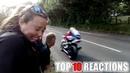 Isle of man TT top 10 reactions