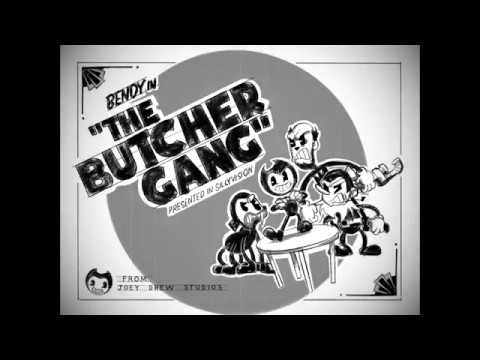 BENDY in - THE BUTCHER GANG! - Fanmade BENDY Cartoon/Storyboard/Animatic