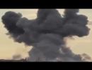 Чудовищный взрыв бомбы ВКС РФ разорвал террористов ИГИЛ