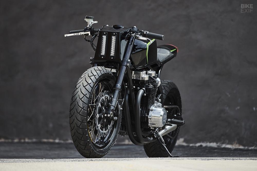 Federal Moto: нео кафе рейсер Kawasaki GPZ1100
