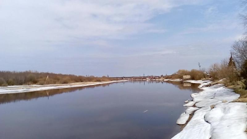 17.04.2018 река Ягорба.А.В.Огурцов.