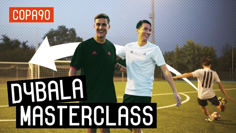 Dybala Explains How To Be A Baller | The Ultimate Masterclass