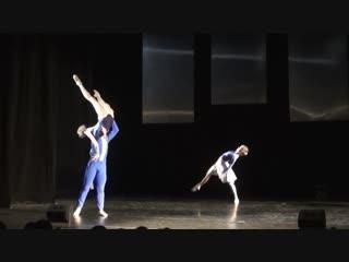 Премьера В.Побединской в балете