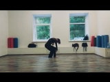Waacking improvisation by Ksenia Eysmont